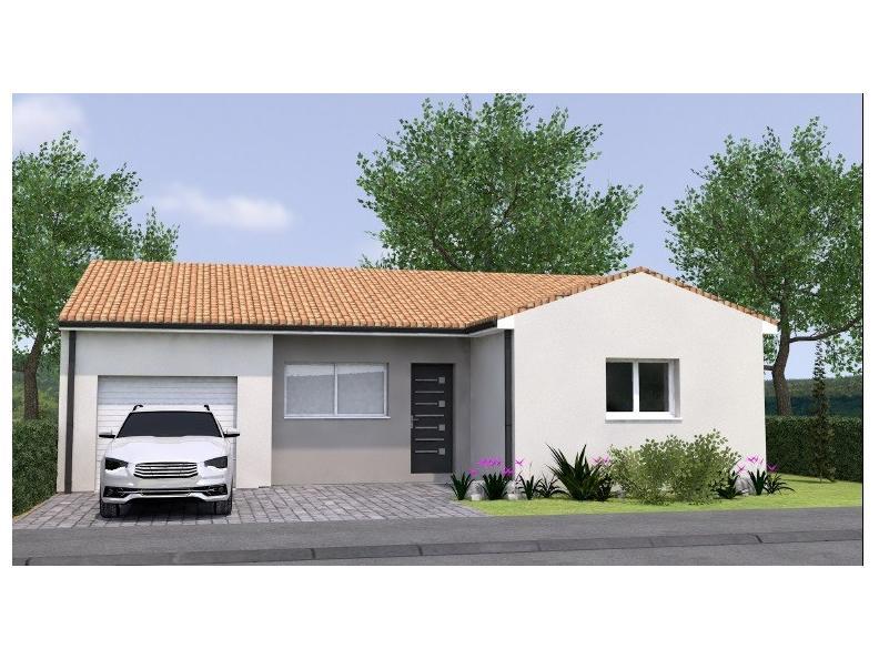 Modèle de maison PP2082-2BGI : Vignette 1