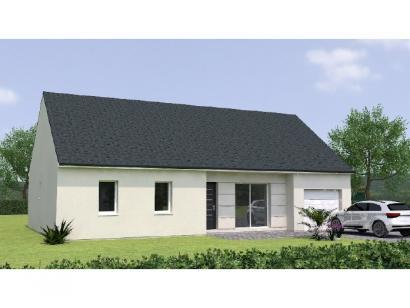 Modèle de maison PP2094-3GI 3 chambres  : Photo 1