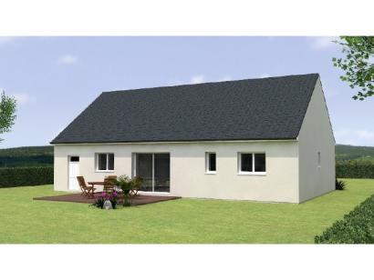 Modèle de maison PP2094-3GI 3 chambres  : Photo 2