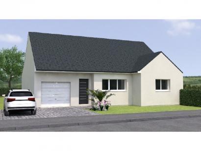 Modèle de maison PP2098-2GI 2 chambres  : Photo 1