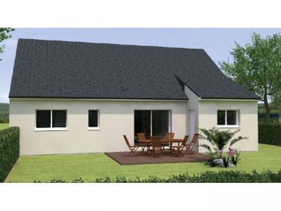 Modèle de maison PP2098-2GI 2 chambres  : Photo 2