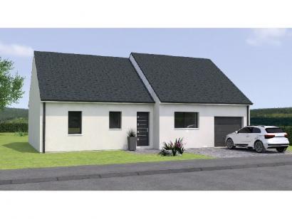 Modèle de maison PP2093-3GI 3 chambres  : Photo 1