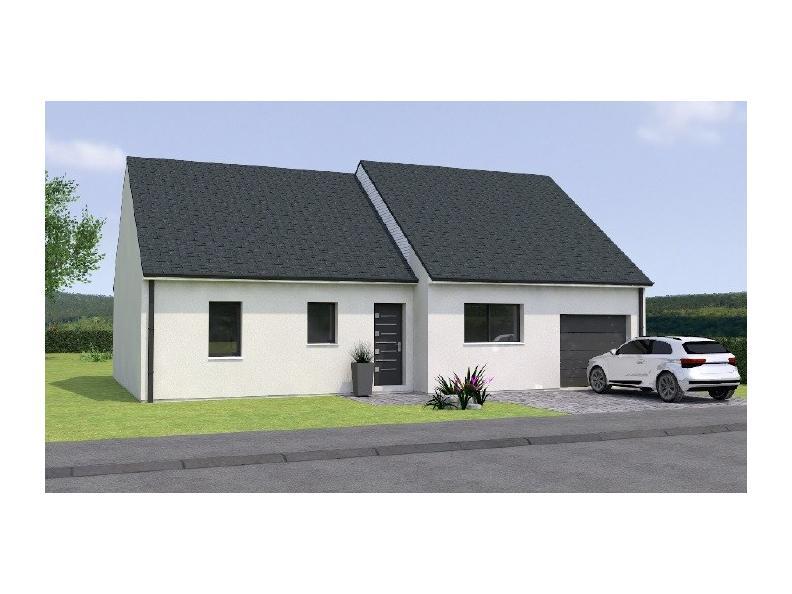 Modèle de maison PP2093-3GI : Vignette 1