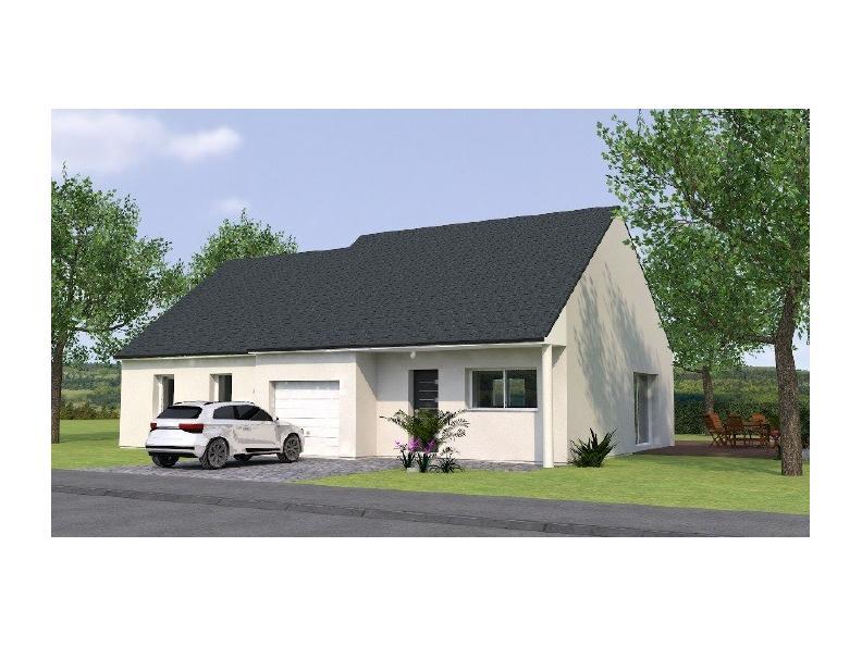 Modèle de maison PP20107-3GI : Vignette 1