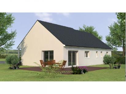 Modèle de maison PP20107-3GI 3 chambres  : Photo 2