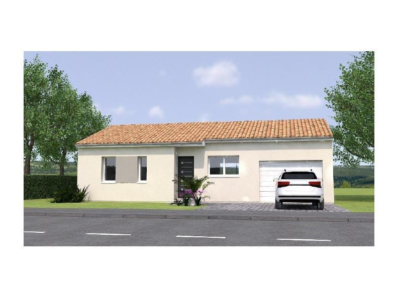 Modèle de maison PP2068-2GI : Vignette 1