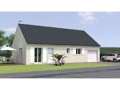 Modèle de maison PP2087-3GI 3 chambres  : Photo 1