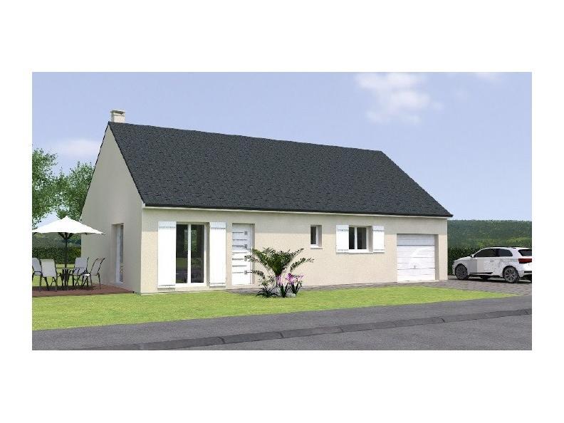 Modèle de maison PP2087-3GI : Vignette 1