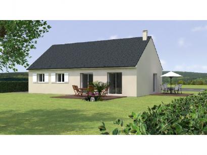 Modèle de maison PP2087-3GI 3 chambres  : Photo 2