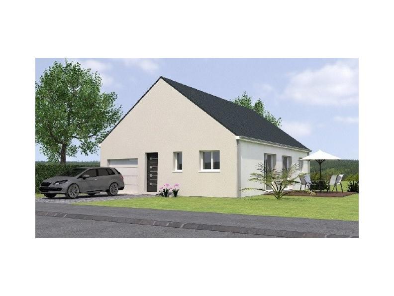 Modèle de maison PP2082-3GI : Vignette 1