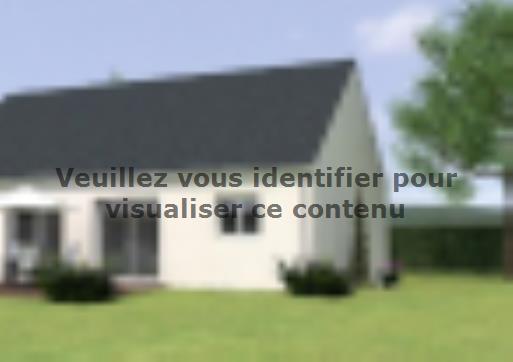 Plan de maison PP2082-3GI : Vignette 1