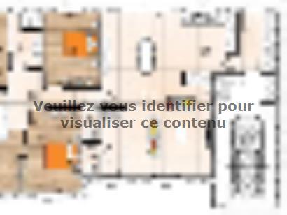 Plan de maison PP20134-4GI 3 chambres  : Photo 1