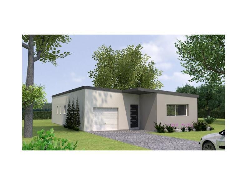 Modèle de maison PPTT20102-3GI : Vignette 1