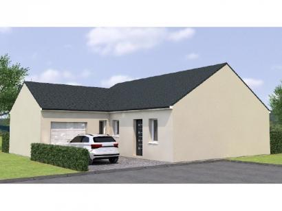 Modèle de maison PPL2099-3GI 3 chambres  : Photo 1