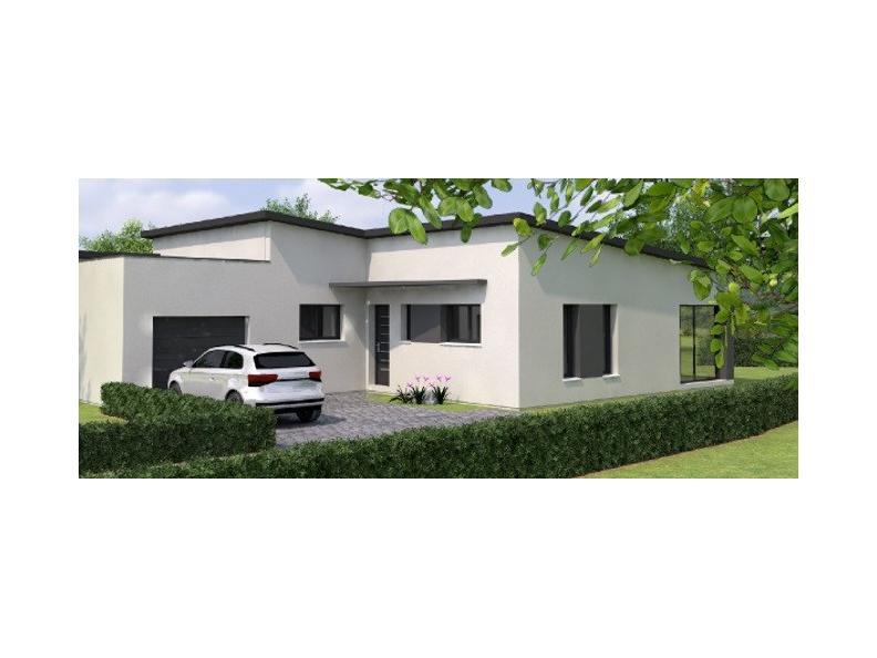 Modèle de maison PPTT20145-3BGI : Vignette 1