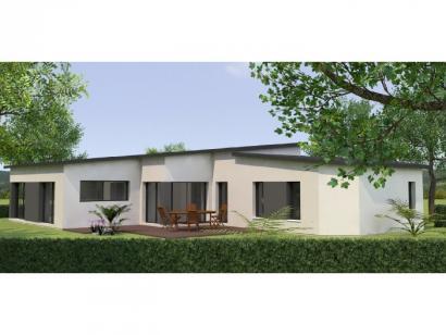 Modèle de maison PPTT20145-3BGI 3 chambres  : Photo 2