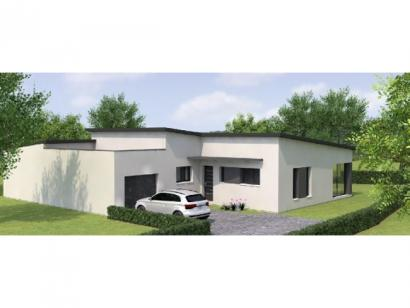 Modèle de maison PPTT20145-3BGI 3 chambres  : Photo 3