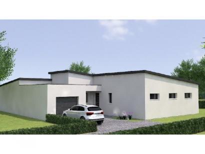 Modèle de maison PPTT20133-3BGI 3 chambres  : Photo 1