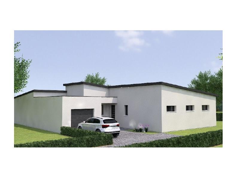 Modèle de maison PPTT20133-3BGI : Vignette 1