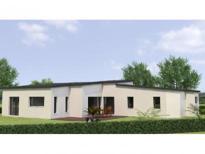 Modèle de maison PPTT20133-3BGI 3 chambres  : Photo 2