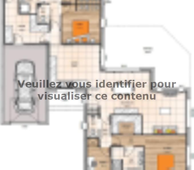 Plan de maison PPTT20133-3BGI : Vignette 1