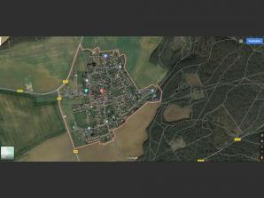 Terrain à vendre à Amnéville (57360)<span class='prix'> 66500 €</span> 66500