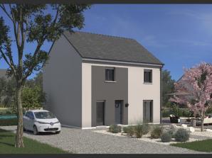Maison neuve à La Ferté-sous-Jouarre (77260)<span class='prix'> 272000 €</span> 272000