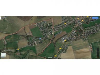 Terrain à vendre  à  Pommérieux (57420)  - 83270 € * : photo 1