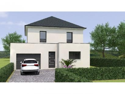 Modèle de maison R120148-5BGI 5 chambres  : Photo 1