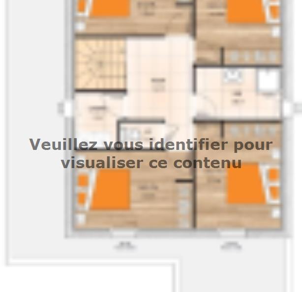 Plan de maison R120148-5BGI : Vignette 2