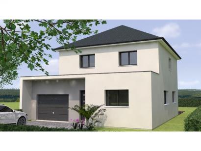 Modèle de maison R120144-4BGI 4 chambres  : Photo 1