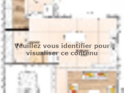 Plan de maison R120144-4BGI 4 chambres  : Photo 1