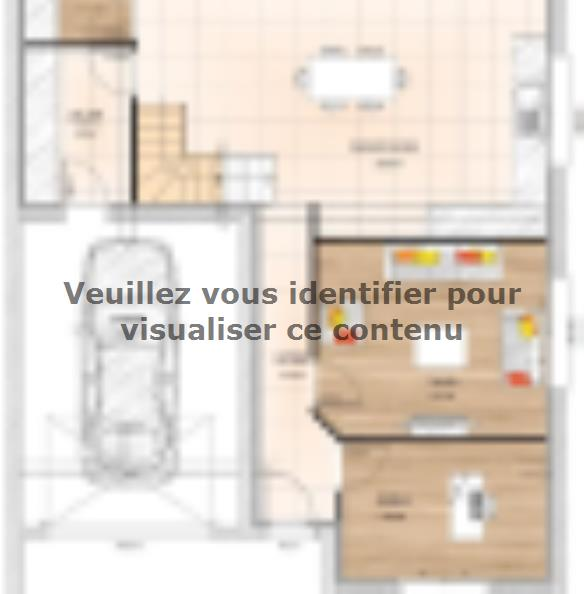 Plan de maison R120144-4BGI : Vignette 1
