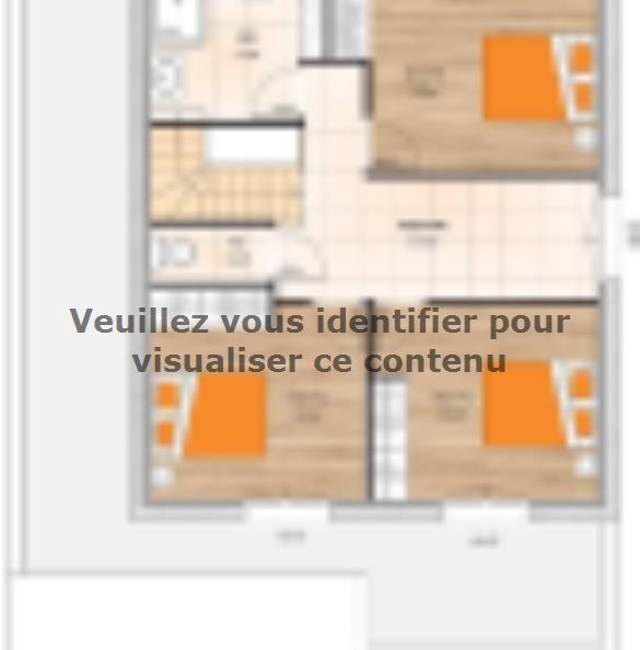 Plan de maison R120144-4BGI : Vignette 2