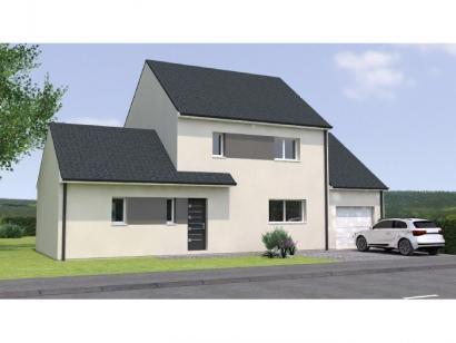 Modèle de maison R120126-4GI 4 chambres  : Photo 1