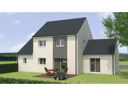 Modèle de maison R120126-4GI 4 chambres  : Photo 2