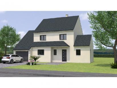 Modèle de maison R120121-4GI 4 chambres  : Photo 1