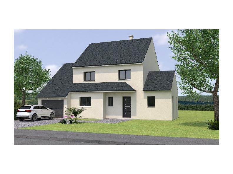 Modèle de maison R120121-4GI : Vignette 1