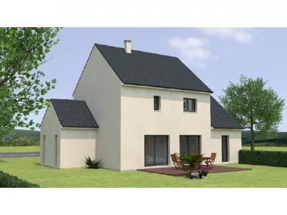 Modèle de maison R120121-4GI 4 chambres  : Photo 2