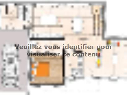 Plan de maison R120121-4GI 4 chambres  : Photo 1