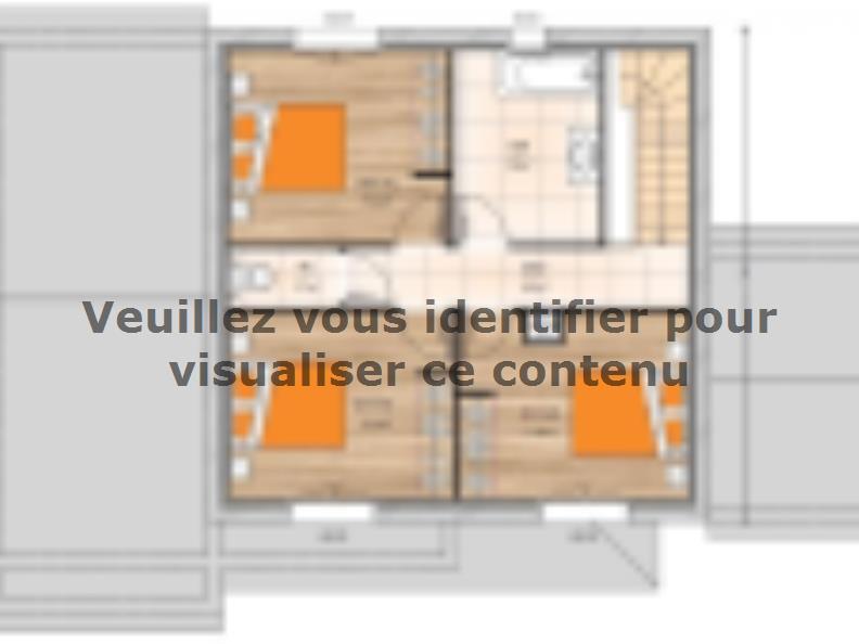 Plan de maison R120121-4GI : Vignette 2