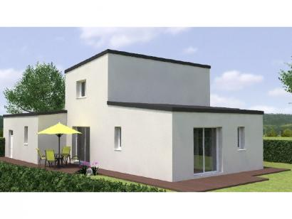 Modèle de maison R1TT20106-4GI 4 chambres  : Photo 2