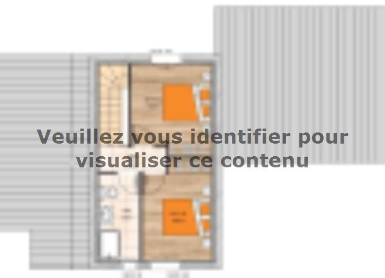 Plan de maison R1TT20106-4GI : Vignette 2