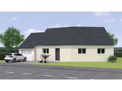 Modèle de maison PPV2089-3GA 3 chambres  : Photo 1