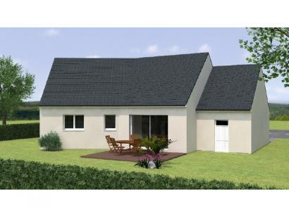 Modèle de maison PPV2089-3GA 3 chambres  : Photo 2
