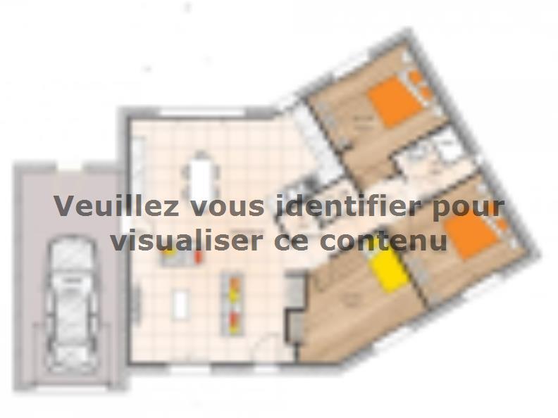 Plan de maison PPV2089-3GA : Vignette 1