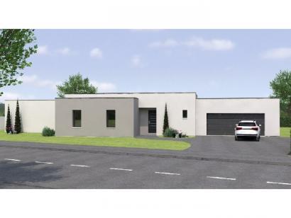 Modèle de maison PPTT20139-3GA 3 chambres  : Photo 1