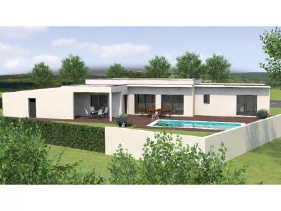 Modèle de maison PPTT20139-3GA 3 chambres  : Photo 2