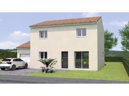 Modèle de maison R120133-6GA 6 chambres  : Photo 1