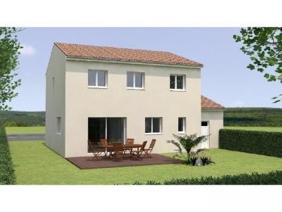 Modèle de maison R120133-6GA 6 chambres  : Photo 2